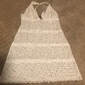 NWT lace nighty